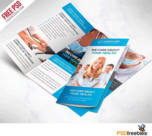Product Tri Fold Brochure: Free And Premium Brochure Templates To Showcase Your