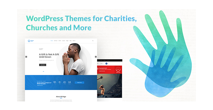 Non-Profit WordPress Themes for Charities, Churches and More