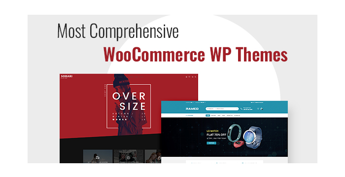 Most Comprehensive WooCommerce WP Themes - Sell Anything Online!