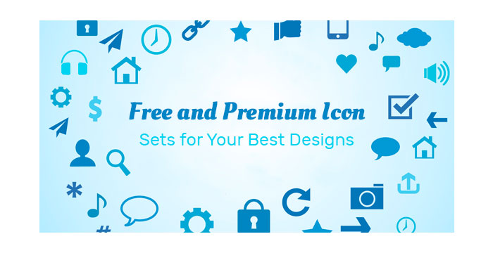 Free and Premium Icon Sets